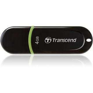 4 GB Transcend JetFlash 300 schwarz USB 2.0