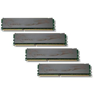 8GB G.Skill ECO DDR3L-1600 DIMM CL7 Quad Kit
