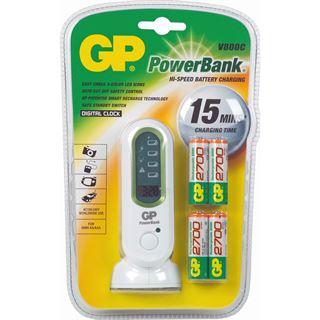 GP Batteries Akku Ladegerät GP PowerBank V800C