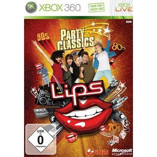 Lips Party Classics (XBox360)