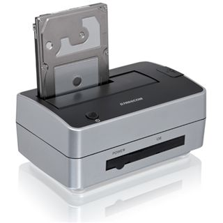 Freecom Hard Drive Dock Pro USB 2.0 Dockingstation für 2.5""