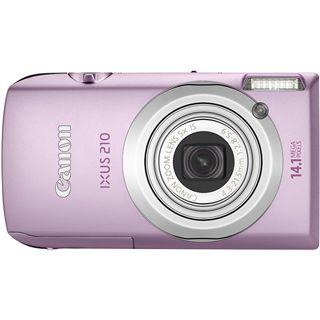 Canon Ixus 210 Digitalkamera Pink