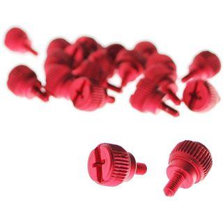 Lian Li TS-01R Thumb-Screws rot 20 Stück