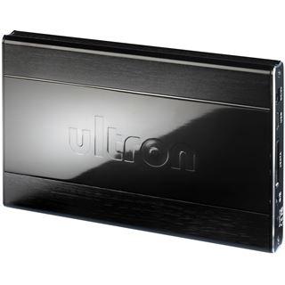 """2.5""""(6,35cm) Ultron 58772 Black-2-Safe eSATA II USB 2.0 Schwarz"""