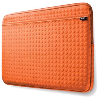 LaCie Formoa Laptop Case 33cm (13 Zoll) orange