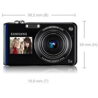 Samsung PL150 Rot