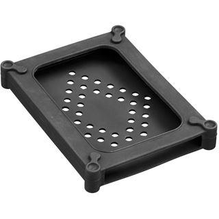 "Xilence Hard Disk Silikon Protector, schwarz für 2,5"""