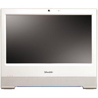 Shuttle X5020XA ATOM D510 2GB 250GB 15.6 Zoll (39,6cm) ohne OS
