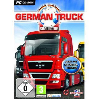 German Truck Simulator (PC)