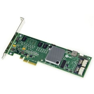 Intel RAID Controller SRCSASRB 2 Port Multi-lane PCIe x4 Low Profile