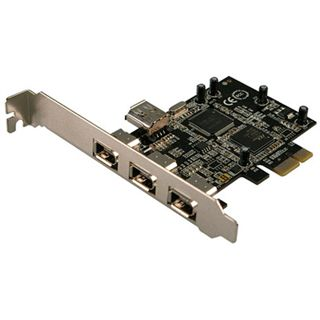 LogiLink PC0030A 4 Port PCIe x1 retail