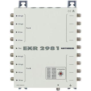 Kathrein Multischalter Kaskade EXR 2981
