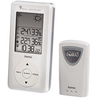 Hama Elektronische Wetterstation EWS-290, Weiß