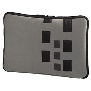 "Hama Notebook-Cover Cuboid 17"" (43,2cm) Mac grau"