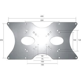 Newstar Adapterplatte für Wandmontage (FPMA-VESA400)