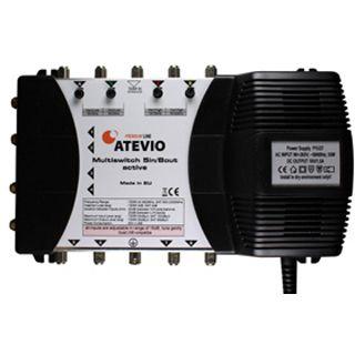 Atevio Multischalter Premium-Line 5/8