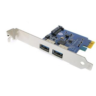 Lian Li IB-06B 2x USB 3.0 PCIe