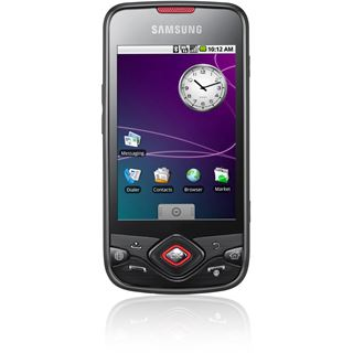 Samsung I5700 metallic black