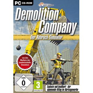Demolition Company - Der Abbruch Simulator (PC)