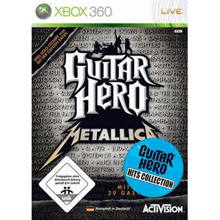 Guitar Hero - Metallica (XBox360)
