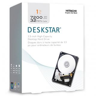 "1000GB Hitachi Deskstar IDK H3IK10003272SE 32MB 3.5"" (8.9cm) SATA 3Gb/s"