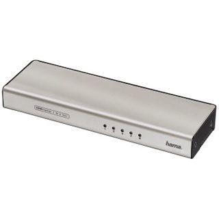 Hama HDMI-Verteilverstärker 1x4 HDMI104