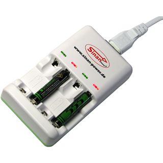 Inter-Tech AC SinanPower Batterie-Ladegerät CT-515