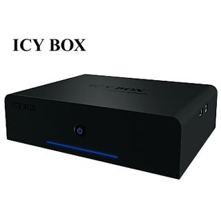 Icy Box Mediaplayer IB-MP304S-B