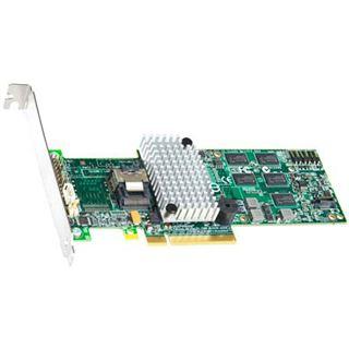 Intel RS2BL040 4 Port Multi-lane PCIe 2.0 x8 Low