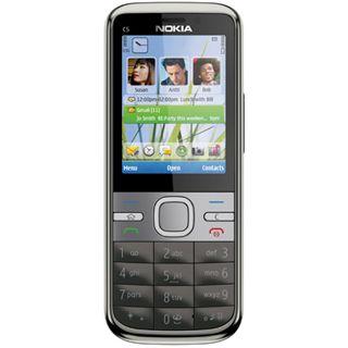Nokia C5-00 NAVI warm grey