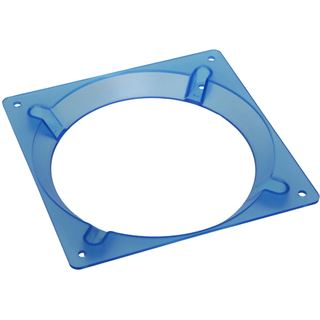 Bitspower FAN ADAPTER 140mm auf 120mm - UV blue
