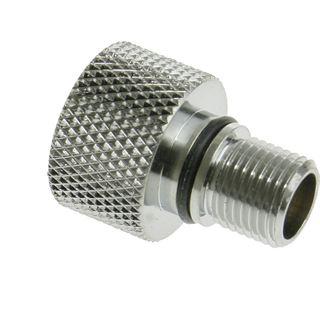 Bitspower Auslass-Adapter auf IG 1/4 für Eheim 1046 - shiny silver