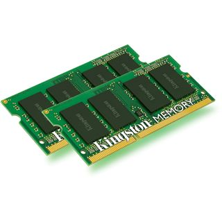 8GB Kingston ValueRAM DDR3-1066 SO-DIMM CL7 Dual Kit