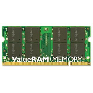 2GB Kingston ValueRAM Dell DDR2-800 SO-DIMM CL6 Single