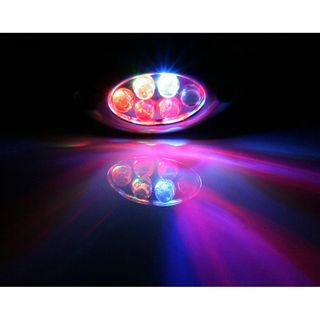 LAMPTRON 6-Cluster LED Kit für Gehäuse (LAMP-LED613D)