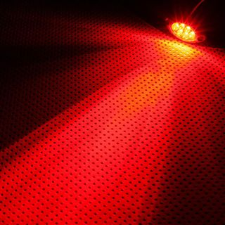 LAMPTRON Lazer LED rotes 6-Cluster LED Kit für Gehäuse