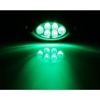 LAMPTRON 6-Cluster grün LED Kit für Gehäuse