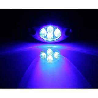 LAMPTRON 4-Cluster LED Kit für Gehäuse (LAMP-LED401D-R)