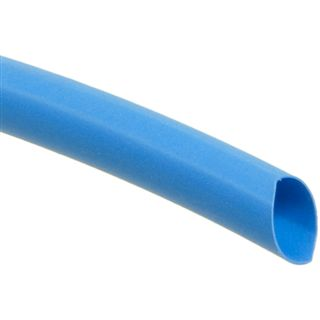 King Kits Schrumpfschlauch (3/1) 6mm - blue 1m