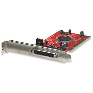 Manhattan 175586 4 Port PCI inkl. Low Profile Slotblech retail