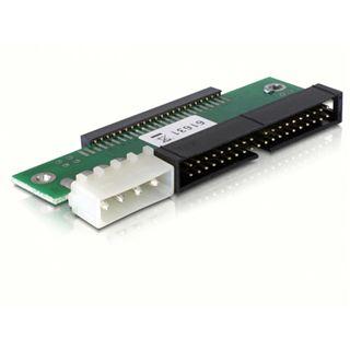 "Delock 3,5"" IDE 40pin auf 2,5"" IDE 44pin Adapter für 2,5"" Festplatten (61631)"