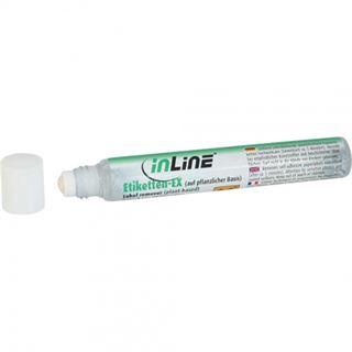 InLine Etiketten-EX Etiketten Entferner 15ml Stift (43217)