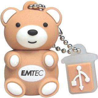 2 GB EMTEC Animals M311 Teddy braun USB 2.0