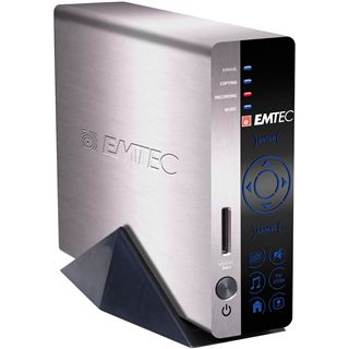 "Emtec E - MOVIE CUBE R100 EXT HDD 3,5"" 500 GB"
