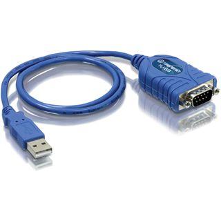 Trendnet USB Konverter für Serielle Geräte (TU-S9)