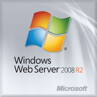 Microsoft MS Windows 2008 Web Server R2 * SB * deutsch
