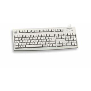 CHERRY G83-6105LUNDE-0 USB Deutsch grau (kabelgebunden)
