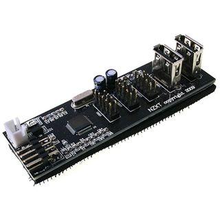 NZXT interne USB Erweiterungskarte für Gehäuse (IU01)