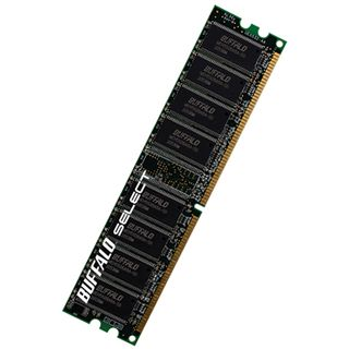512MB Buffalo SELECT DDR1-400 CL3