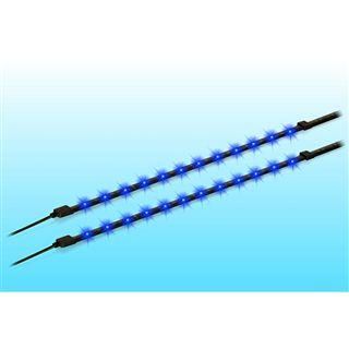 Delock blaue Lichtstreifen für Gehäuse (46107)